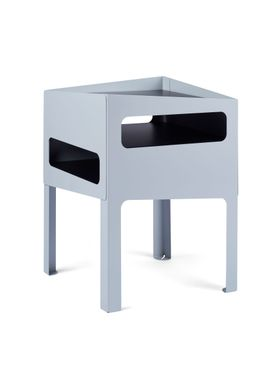 Gejst - Bord - Trick Table Steel - Grey/Black