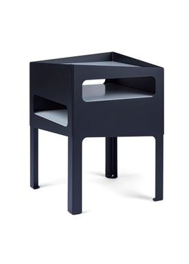 Gejst - Bord - Trick Table Steel - Black/Grey