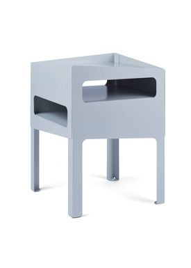 Gejst - Bord - Trick Table Steel - Grey/Grey