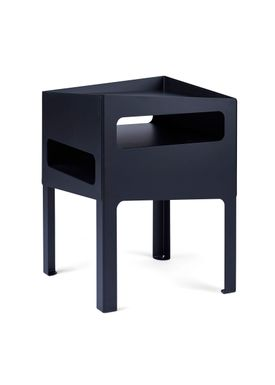 Gejst - Bord - Trick Table Steel - Black/Black