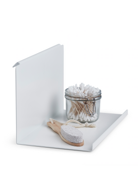 Gejst - Shelf - FLEX Side Table - White