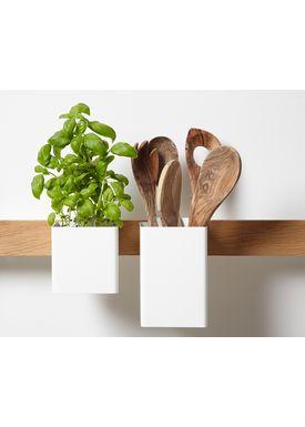 Gejst - Kasser - Flex Small Box - Hvid