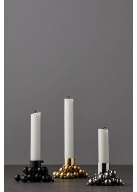 Gejst - Candle Holder - Mole - Black 4