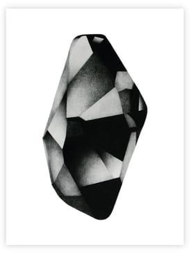 - Poster - Gemstone Limited Edition - Sort