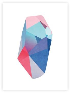 - Poster - Gemstone - No. 5
