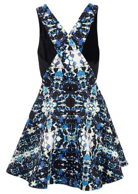 Finders Keepers - Kjole - Get Away Dress - Kalejdoskop Print