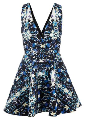 Finders Keepers - Kjole - Get Away Dress - Kalejdoskop Print