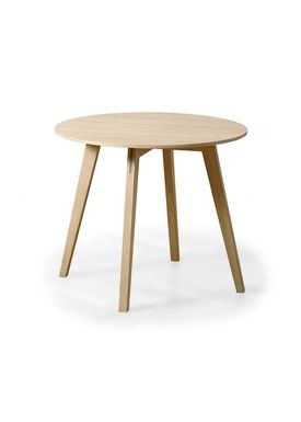 Getama - Bord - Circle / Coffee table / by Blum & Balle - Small / Oak