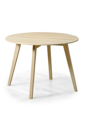 Getama - Bord - Circle / Coffee table / by Blum & Balle - Large / Oak