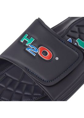 H2O - Sandals - Adjustable Bathshoe - Navy