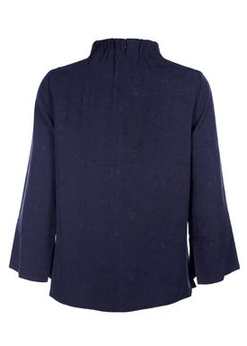 Hofmann Copenhagen - Blouse - Thandi - Midnight