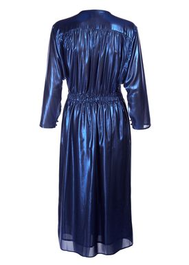 Hofmann Copenhagen - Kjole - Mae Dress - Electric Blue