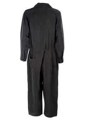 HOPE - Buksedragt - Flyer Jumpsuit - Sort