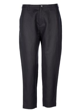 HOPE - Pants - Krissy Lyocell/Linen - Black