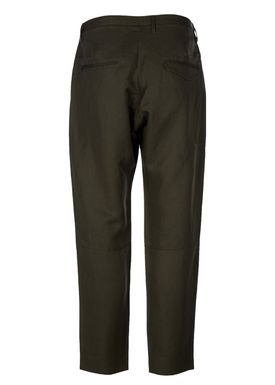 HOPE - Pants - Krissy Lyocell/Linen - Khaki Green