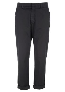 HOPE - Bukser - News Trouser - Black