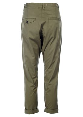 HOPE - Pants - News Trouser - Khaki Green