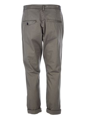 HOPE - Bukser - News Trouser - Dark Khaki