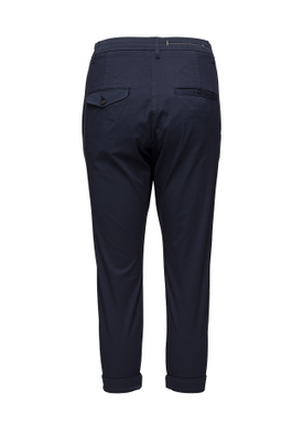 HOPE - Pants - News Trouser - Dark Blue