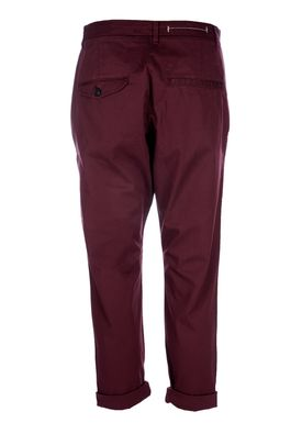 HOPE - Bukser - News Trouser - Plum
