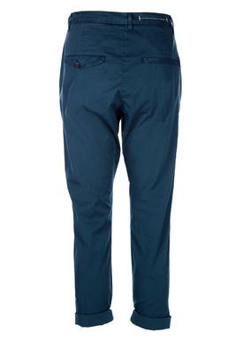 HOPE - Pants - News Trouser - Ocean Green