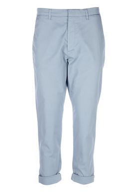 HOPE - Pants - News Trouser - Light Blue