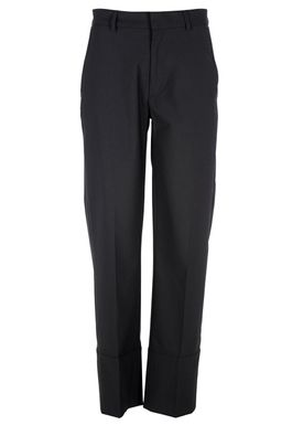 HOPE - Pants - Page Trouser - Black