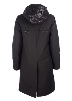 HOPE - Kappa - Bergdorf Coat - Black