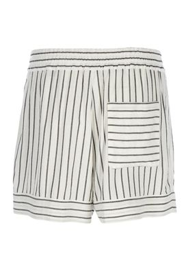 HOPE - Shorts - Sun Shorts - Offwhite Strib