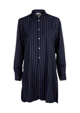HOPE - Skjorte - Coast Shirt - Navy Stripe