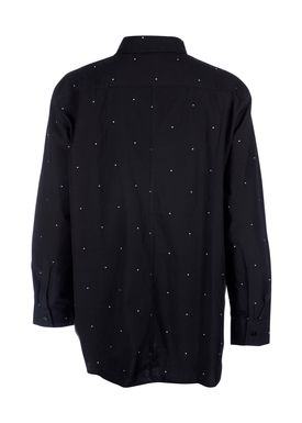 HOPE - Skjorte - Elma Dots - Black Dots
