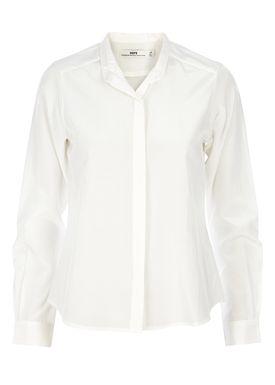 HOPE - Skjorte - Jolie Blouse - Cremet Hvid