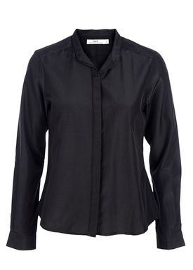 HOPE - Shirt - Jolie Blouse - Black