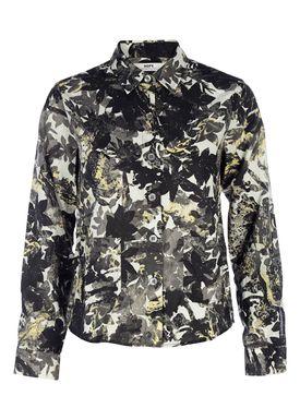 HOPE - Skjorte - Rig Shirt - Floral Print