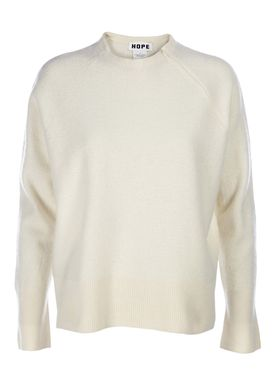 HOPE - Strik - Echo Sweater - Offwhite
