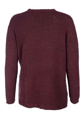 HOPE - Strik - Marly Sweater - Vinrød