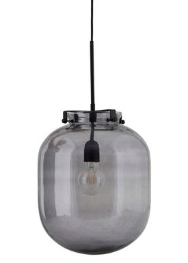 House doctor - Lamp - Ball Lamp - Black