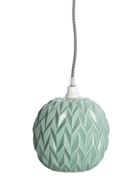 House Doctor - Lamp - Design Lampshade - Mint