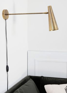 House doctor - Lampa - Precise - Small - Brass