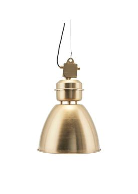 House doctor - Lamp - Volumen Lamp - Small - Brass