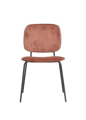 House doctor - Stol - Comma Stool - Rust