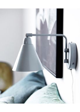 House doctor - Wall lamp - Game Lamp - Small - Gray
