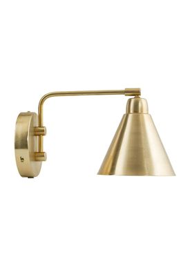 House doctor - Vägglampa - Game Lamp - Small - Brass