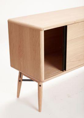 Hübsch - Cabinet - Oak Dresser - Oak