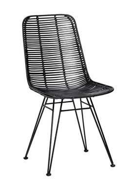 Hübsch - Chair - Studio Chair - Black