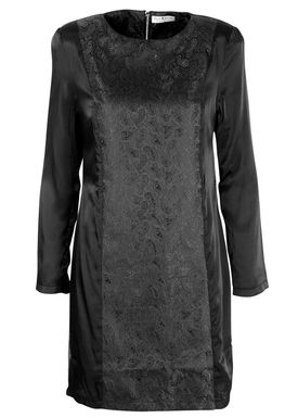 Black Secret - Kjole - Hymus Dress - Sort