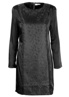 Black Secret - Kjole - Hymus Dress - Sort