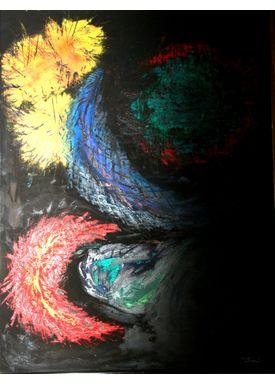 Iren Falentin - Painting - Fruit3 - Multi