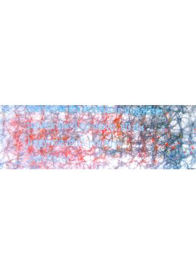 Iren Falentin - Painting - Positive tanker - Blue