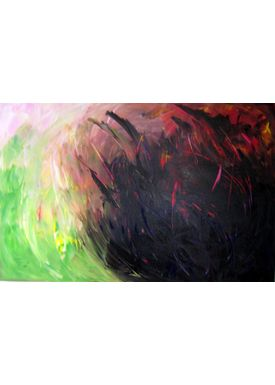 Iren Falentin - Painting - Spring 2 - Multi